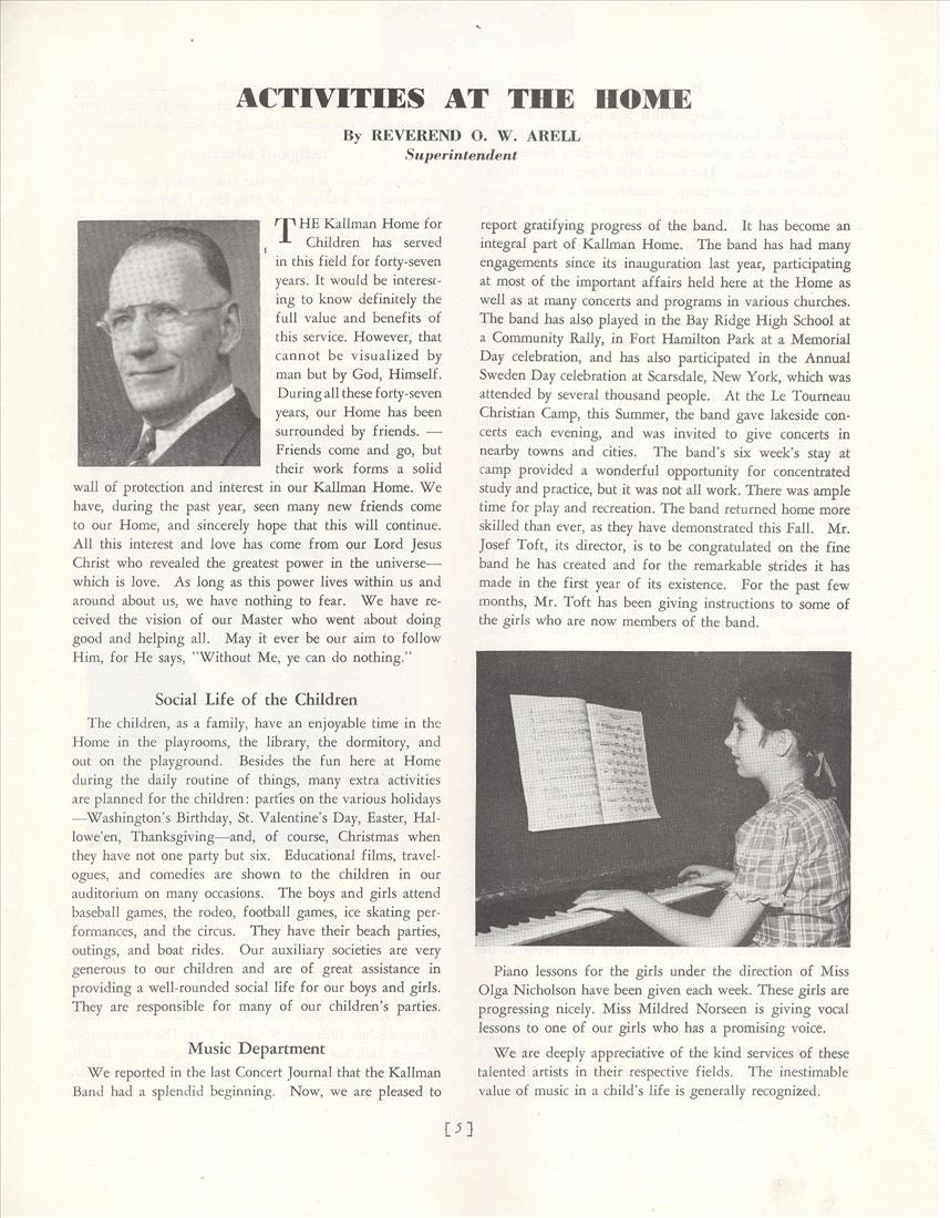 1945 Concert Program Cover Pg 05