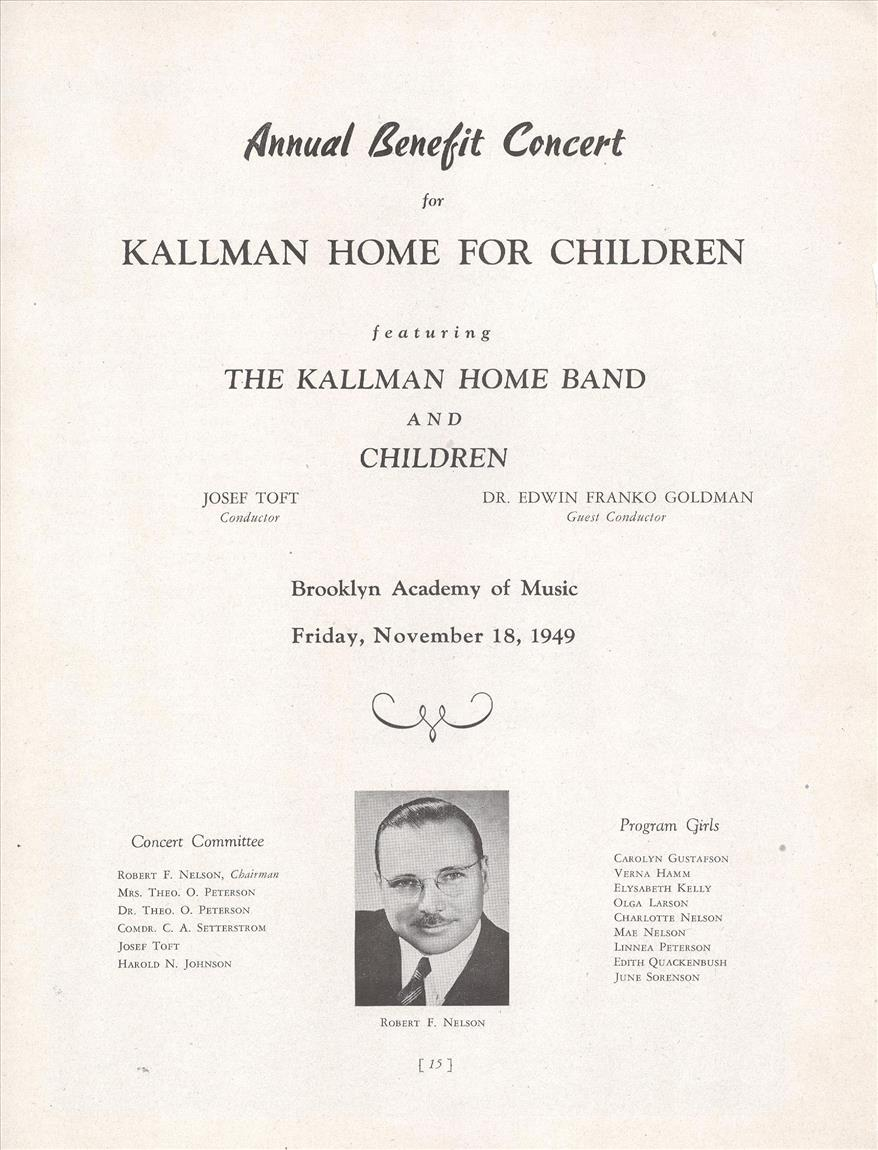 1949 Concert Program Pg 1 resized