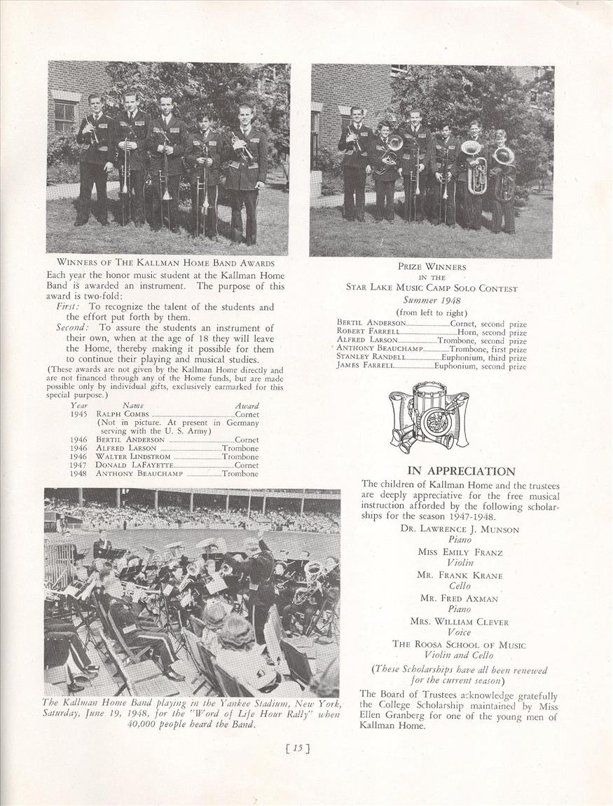 1949 Program Stuff Pg 1 resized