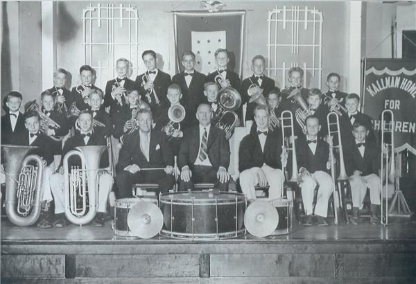 First Boys Band of 1944